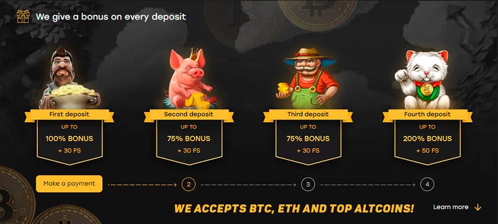 Kasino bitcoin dalam talian nz